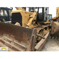 Buy cheap Original Paint Used Crawler Dozers , Cat D7G Bulldozer With Winch Optional product