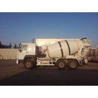 Buy cheap 8m3 Loading Capacity Used Concrete Mixer Truck With Intelligent Wechai Engine product
