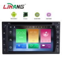 Buy cheap 7 Inch Android 8.0 Uuniversal Touch Screen Car Stereo Player AM FM AUX-IN Map product