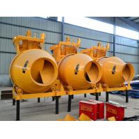Buy cheap Output 350L Cpacity 10-14m3 per hour JZC350 concrete mixer with lift quality china cement mixing machine product