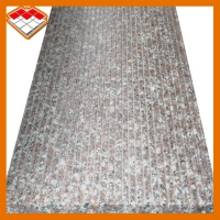 Buy cheap G603 Granite Stone Tiles 0.28% Water Absorption For Stairs Wall product