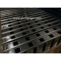 Popsicle ice cream mould strips for vitaline machine 6molds stainless steel 304 316 industrial use high quality