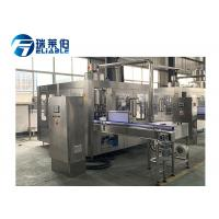 China Full Auto Small Carbonated Filling Machine Or Soda Water Bottle Filling Machine on sale