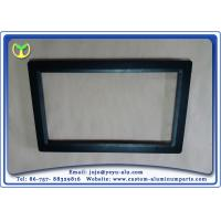 Quality Aluminum Extrusion Frame Profiles With Color Anodizing For TV And Refrigerator for sale