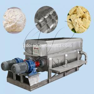 Seitan washing machine better seitan making process