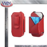 Buy cheap IQOS Leather Case hanging waist Holder Electronic Cigarette Case E-cig clip multi-function storage product