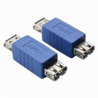 Buy cheap USB 3.0 Adaptors, Connects with A Female to A Male product