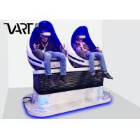 China Real Feeling VR Roller Coaster Simulator 9D Virtual Reality Cinema for VR Amusement Park on sale