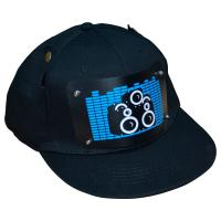 Buy cheap China supply customized  flashing el hats music activated led caps with wireless inverter high brightness product