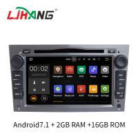 Buy cheap 7 Inch Touch Screen Opel Car Radio DVD Player Bluetooth Supported For Zafira Antara product