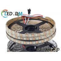 Buy cheap 5000*10mm WS2812B Addressable RGB Strip OEM / ODM Services Available product