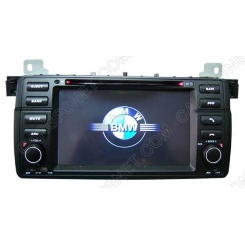 bmw e46 m3 gps navigation dvd radio player head unit with. Black Bedroom Furniture Sets. Home Design Ideas
