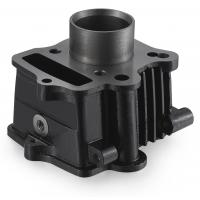 Buy cheap DY50--50cc Black Motorcycle 4 Stroke Cylinder Air Cooled Mode , 39mm Bore Diameter product