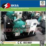Buy cheap 24/30 KVA Open / Silent Cummins Engine Diesel Generator Set product