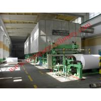 China copy paper/printing paper machine on sale