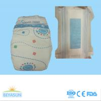 Non Toxic Disposable Diapers For Babies With Sensitive Skin , Cotton Top Sheet