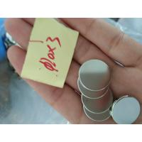"China 3/8"" x 1/8"" Disc Neodymium magnet industrial magnet permanent on sale"