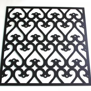 China Steel Slotted Hole Perforated Aluminum Sheet , Perforated Aluminium Metal Mesh on sale