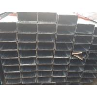Buy cheap Welded Precision Seamless Steel Pipe / Hollow Rectangular Steel Pipe For Fitness Equipment product