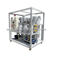 Buy cheap transformer oil regeneration machine, insulation oil processor, used oil regenertor,recondition, waste oil reclamation product