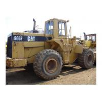 Buy cheap Used Caterpillar Wheel Loader-Used Caterpillar Front Loader 966C product
