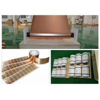 China Eco Friendly Lithium Ion Battery Copper Foil / Large Copper SheetRoll on sale