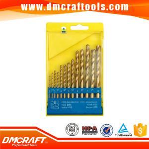 Buy cheap DIN338 13pcs hss twist drill bits set product