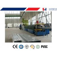 Buy cheap 0.8-1.6 Mm Thickness High Durability Deck sheet Roll Forming Machine product