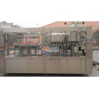 Buy cheap 750Ml Commercial Water Bottling Equipment Electrical System For Barrel , PET Bottles product