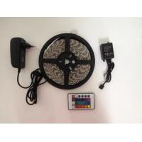 Custom High lumens flexible SMD5050 72W LED Strip Light Kits with LED controller