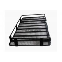 Buy cheap 4X4 Universal Roof Rack Cargo Baskets Steel Material For Toyota Land Cruiser 80 Series product