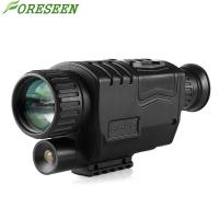 Buy cheap 22 Scope 4k Camera  Night Vision Binoculars Gen 5 5x40mm 200 Meters Viewing Distance product