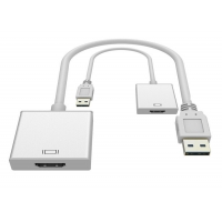 Buy cheap 1080P USB To HDMI 220mm Converter Adapter Cable product