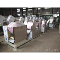 Buy cheap Advanced Technology Noodles Processing Machine Stainless Steel Material product