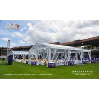 Buy cheap Transparent tent used for golf events product