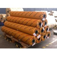 Buy cheap High Tensile Strength Waterproof PVC Tarpaulin Roll With Various Color , Width product