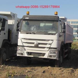Buy cheap SINOTRUK HOWO 336hp 6x4 10 wheel dump truck capacity with 30ton product