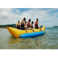 Buy cheap 0.9mm PVC Tarpaulin Inflatable River Boats Rubber Drifting Boat For Lake product