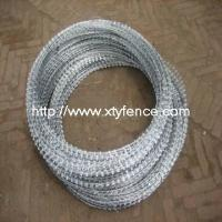 Buy cheap Barbed Tape Concertina wire product