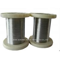 Buy cheap 400 Series Stainless Steel Wire Coil 3 Hardness Option Different Color Surface from wholesalers