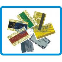 Buy cheap Instant electronic identification with a plastic magnetic stripe card product