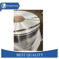 Buy cheap Cold Rolling Aluminium Flat Strips For Electronic Product Surface Optional product