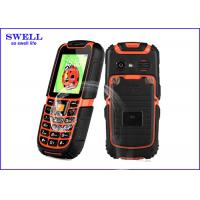 Buy cheap 2.4 Inch GSM IP67 functional Smartphone Waterproof for Military product