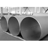 Quality ASTM A252 200mm Round Pipe Welded Steel Tubing High Precision 1010 / 1020 for sale