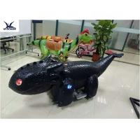 Buy cheap Coin Operated Motorized Animal Scooters Game Electric Toy Car Length 1.7 M - 2 M product