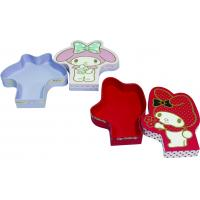 Quality Cartoon characters shape decorative gift boxes with lids packed sweet chocolate for sale