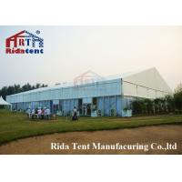 Buy cheap Anti Fire Waterproof Event Tent For Swimming Pool Cover And Exhibition product