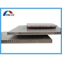 Aluminum honeycomb sandwich panel with PVDF coating for building curtain wall cladding