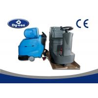 Buy cheap Walk Behind Driving System Battery Powered Floor Scrubber Continuable from wholesalers