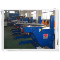 Buy cheap Rotary Tilting Welding Manipulator Pipe Elbow Shaft Height Adjustable product